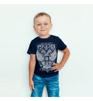 """Детская футболка """"Каменный герб"""""""