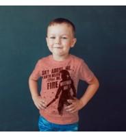 """Детская футболка """"Гладиатор"""""""