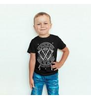 """Детская футболка """"Топоры"""""""