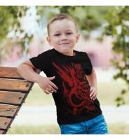 """Детская футболка """"Дракон"""""""