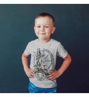 Детская футболка с дизайном Виндсерфинг