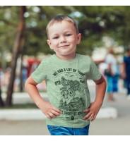 """Детская футболка """"Квадроцикл"""""""